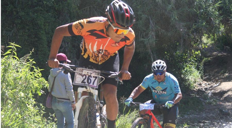 Alistan intensa actividad en ciclismo de montaña