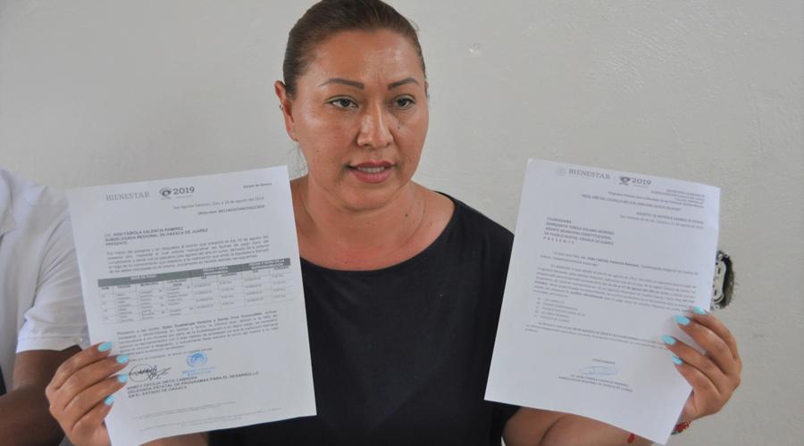 Denuncian falta de entrega de recursos del Programa de Adultos Mayores