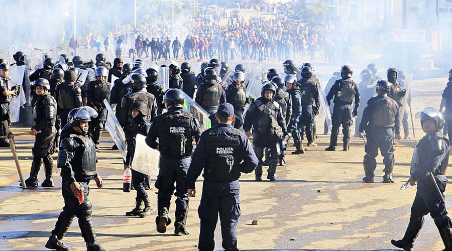Piden castigo a responsables del desalojo de Nochixtlán en 2016