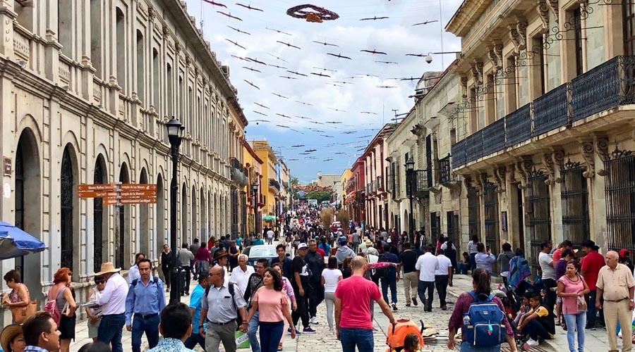 Oaxaca, ciudad patrimonio en riesgo