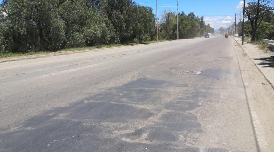 Obras generan caos en Riberas del Atoyac