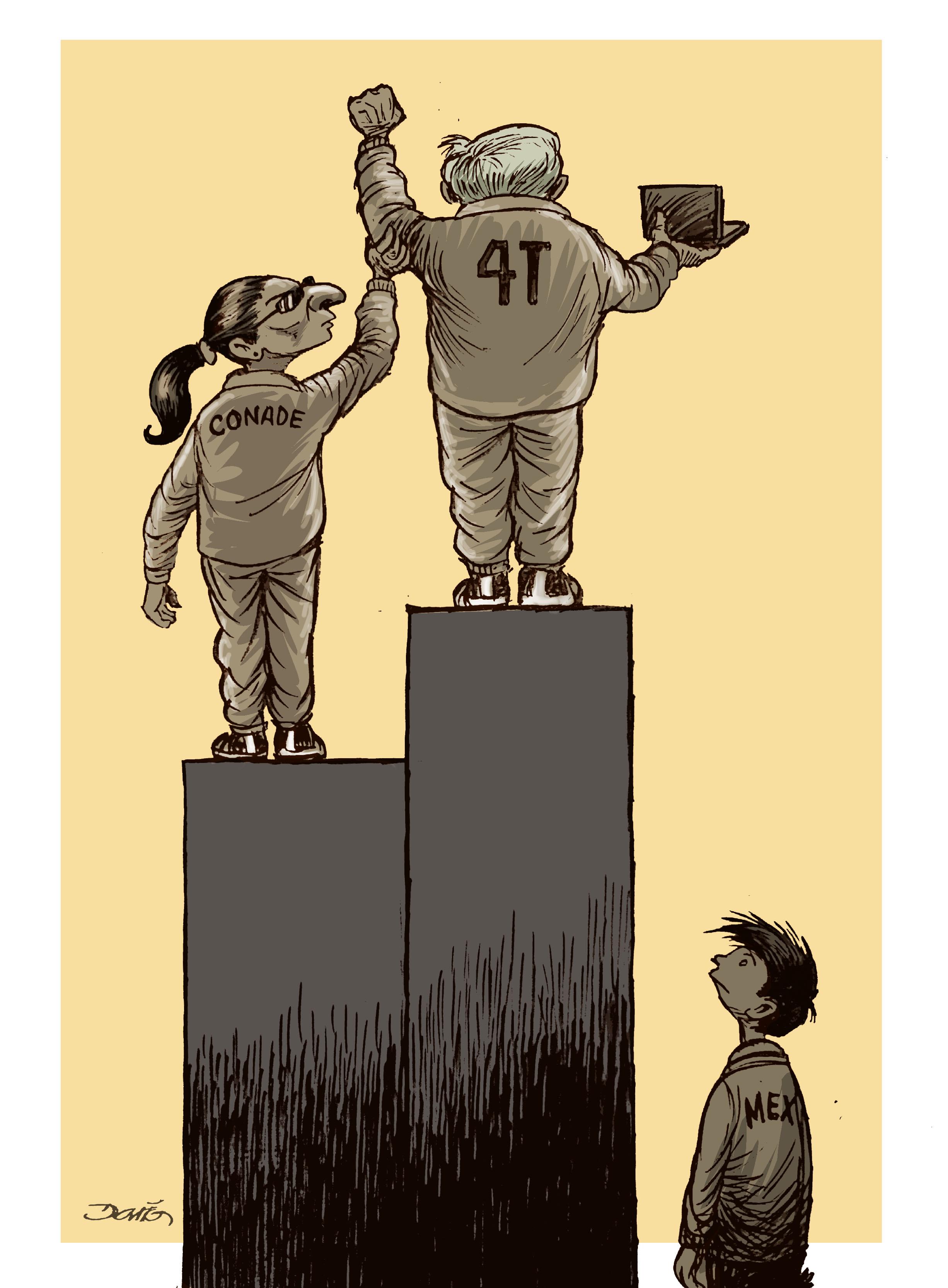 Pódium | El Imparcial de Oaxaca