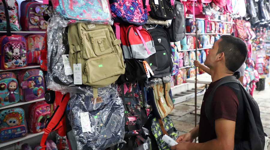 Presenta gran afluencia la Feria de Regreso a Clases en Oaxaca | El Imparcial de Oaxaca