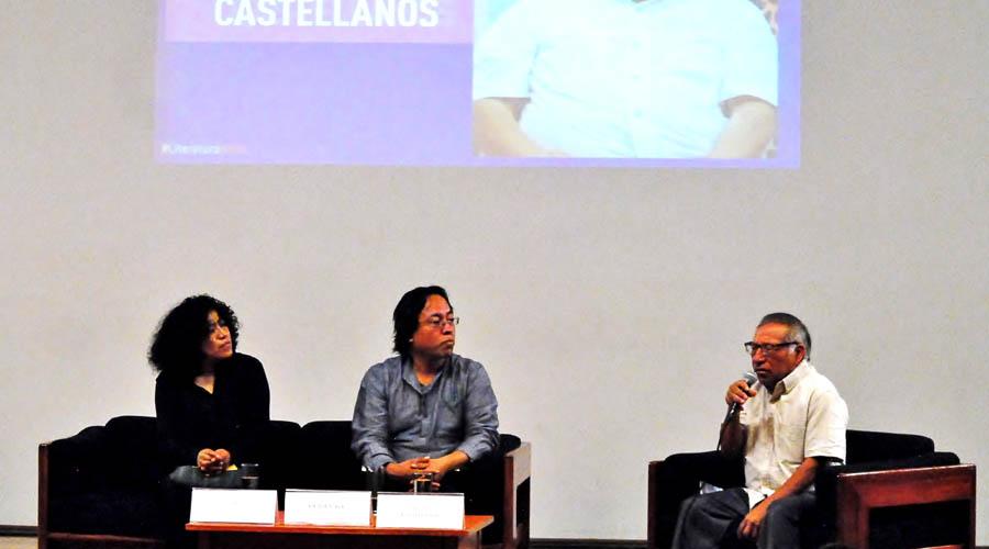 Reconocen al escritor zapoteco Javier Castellanos | El Imparcial de Oaxaca