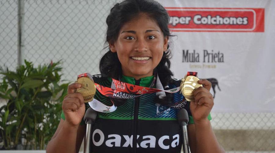 Gilda Hernández lista para participar en el Campeonato Mundial de Paraciclismo 2019