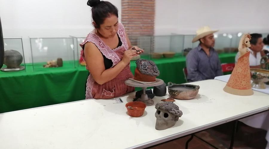 Realizarán expo de artesanías en Atzompa   El Imparcial de Oaxaca