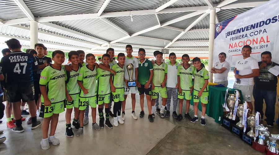 Abanderarán al equipo infantil de categoría Sub 13
