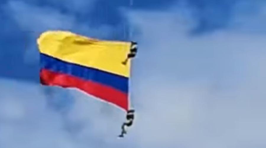 Video: Mueren dos miembros de la Fuerza Aérea de Colombia al caer de helicóptero | El Imparcial de Oaxaca