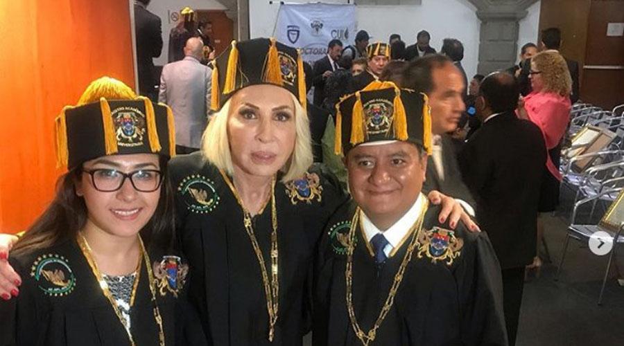 Retiran Doctorado Honoris Causa a Laura Bozzo | El Imparcial de Oaxaca