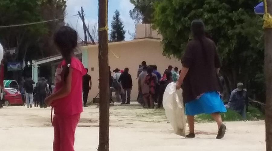 Se reactiva el conflicto entre Yaitepec y Juquila