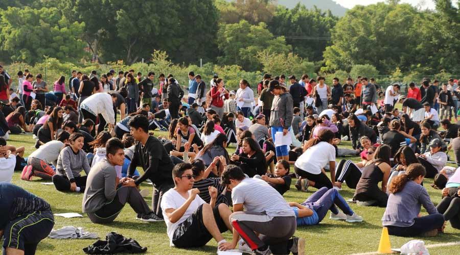 Pusieron a prueba sus aptitudes físicas   El Imparcial de Oaxaca