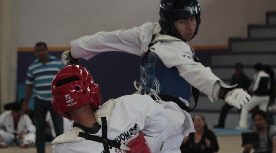 Se realizará el Campeonato Estatal de Taekwondo Guelaguetza 2019