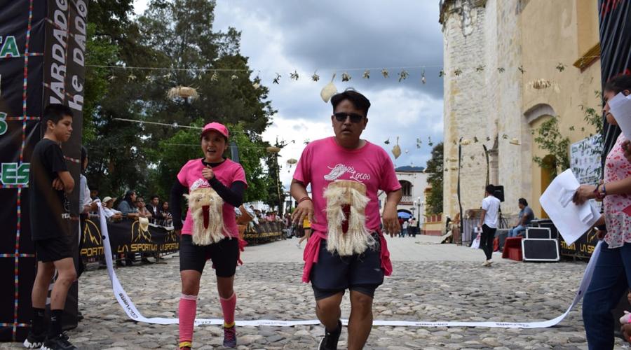 """Preparan Trail de las Culturas """"Tlaxiaco 2019"""""""