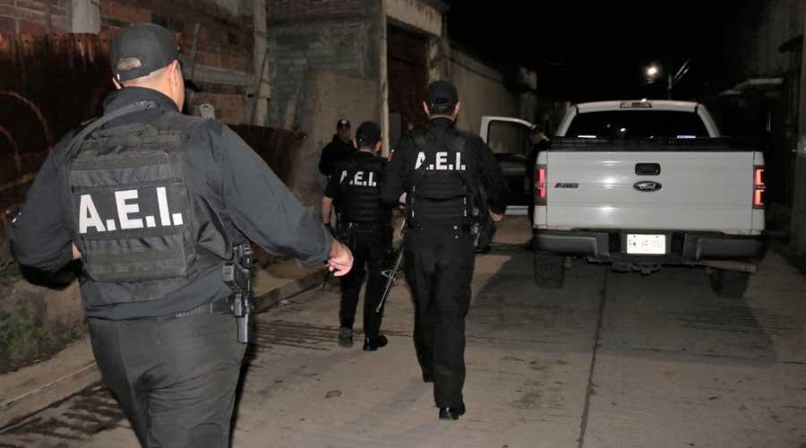 Da Fiscalía golpe al narcomenudeo en Tlacolula de Matamoros