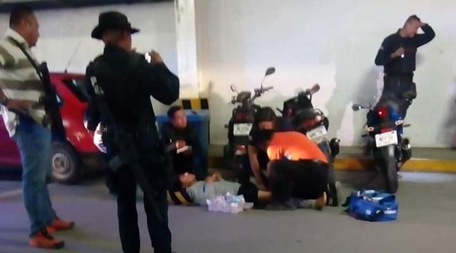 Pánico por balacera en intento de robo en Chedraui Madero | El Imparcial de Oaxaca