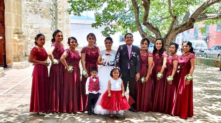 La boda de Maribel y Fortunato