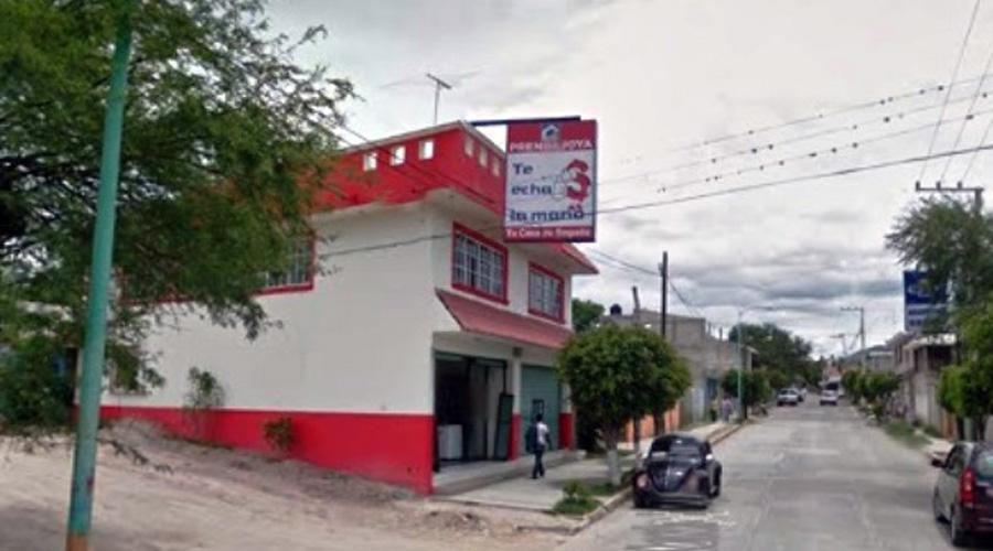 En intento de asalto a casa de empeño lesionan a trabajador | El Imparcial de Oaxaca