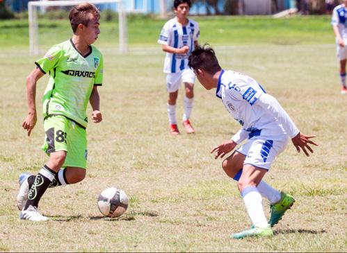 Comienzan con el pie derecho, Chapulineros Sub-13 | El Imparcial de Oaxaca