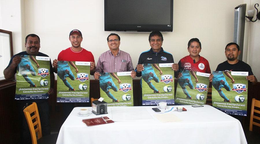 Huajuapan sede de la fase estatal de la Copa Telmex   El Imparcial de Oaxaca