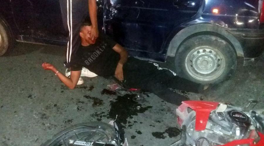 Motociclista fallece tras encontronazo en Pinotepa Nacional   El Imparcial de Oaxaca