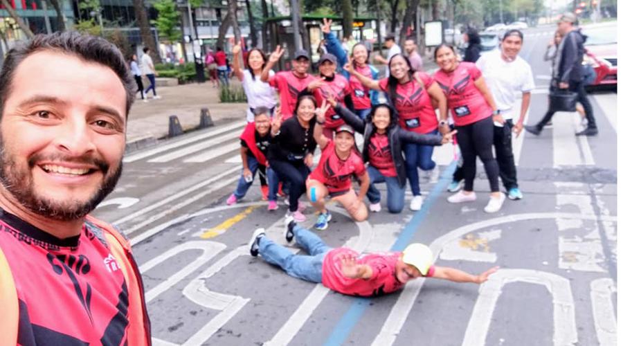 Oaxaca, presente en el Maratón de la CMDX