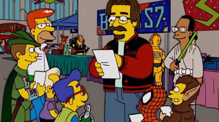 Acusan a Matt Groening de posibles actos de pederastia | El Imparcial de Oaxaca