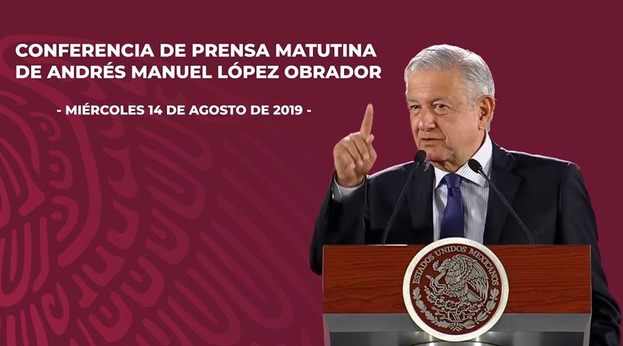 """Primer informe no será transmitido en cadena nacional; """"El Grito"""" sí, informa AMLO   El Imparcial de Oaxaca"""