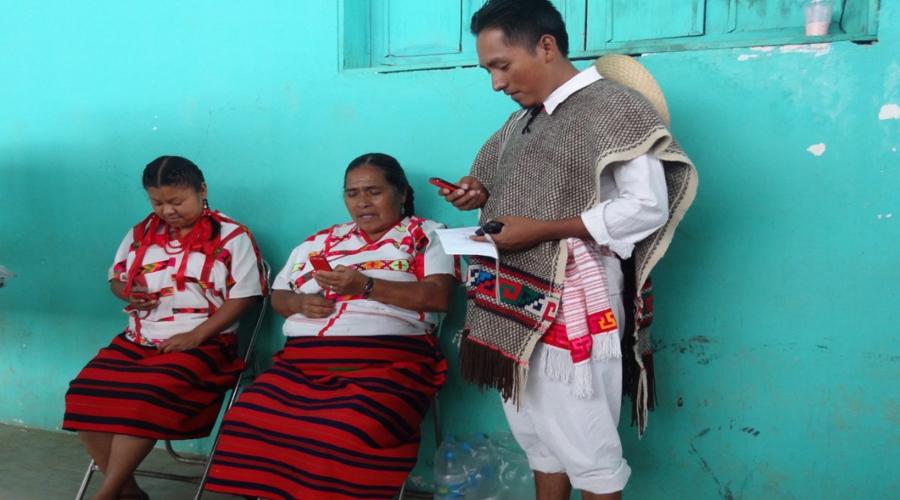 IFT avanza en cobertura de telefonía móvil en comunidades indígenas de México | El Imparcial de Oaxaca