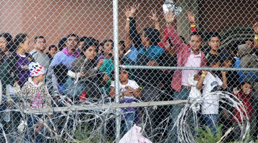 Busca Trump que niños migrantes sean retenidos por tiempo indefinido | El Imparcial de Oaxaca