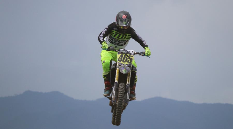Los zapotecas se llevan el triunfo en el Campeonato de Motocross Sur Sureste