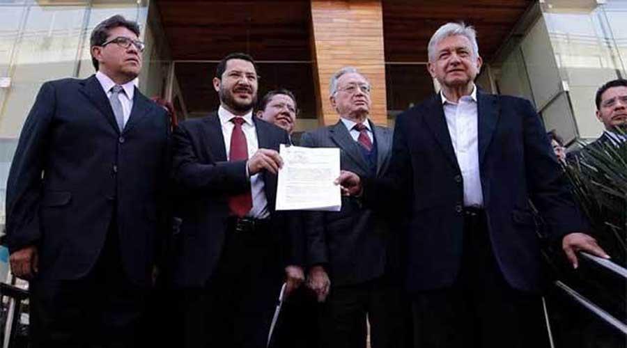 Martí Batres exige la renuncia de Ricardo Monreal | El Imparcial de Oaxaca