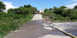 En Juchitán, mantienen vigilancia del río Los Perros