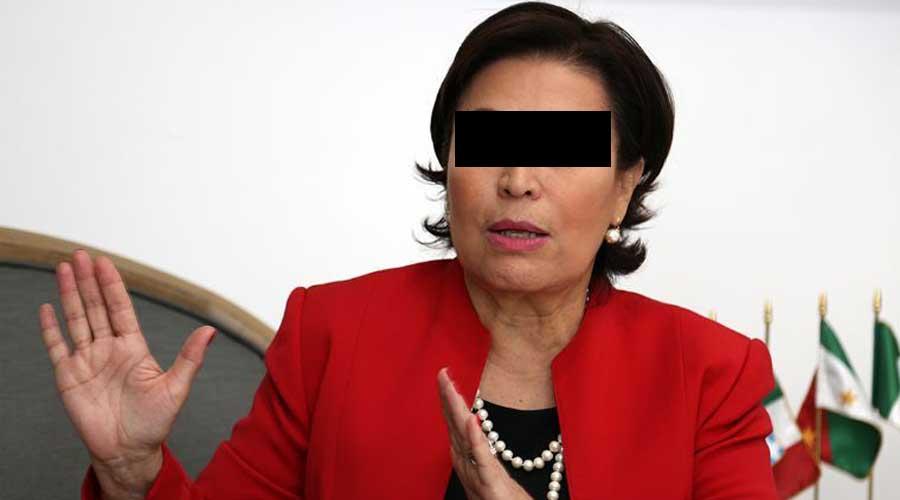 Enfrenta Rosario Robles a un Tribunal de Estado, dice abogado oaxaqueño | El Imparcial de Oaxaca