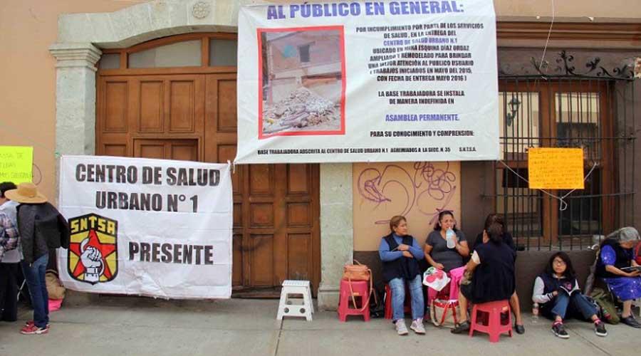 Mantienen SSO adeudo de más de 2 mmdp a terceros institucionales en Oaxaca | El Imparcial de Oaxaca