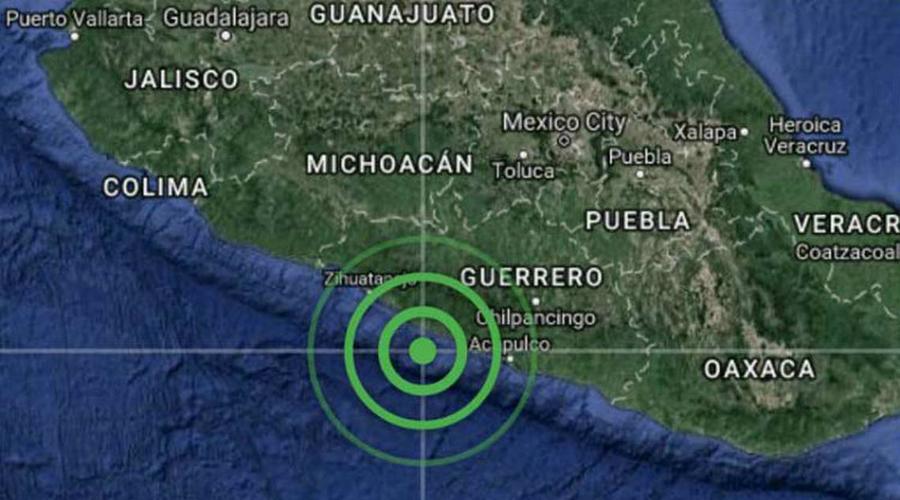 Sismo despierta a oaxaqueños; con epicentro en Guerrero, se siente en la CDMX   El Imparcial de Oaxaca
