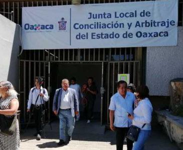 Toma de nota al frente del STAUO es legal: Enrique Martínez