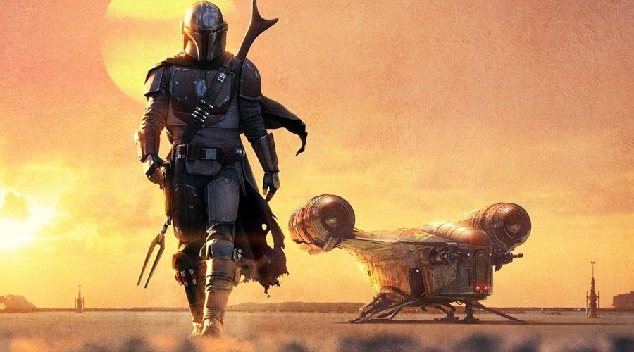Revelado el nuevo póster oficial de The Mandalorian, la nueva serie de Star Wars | El Imparcial de Oaxaca