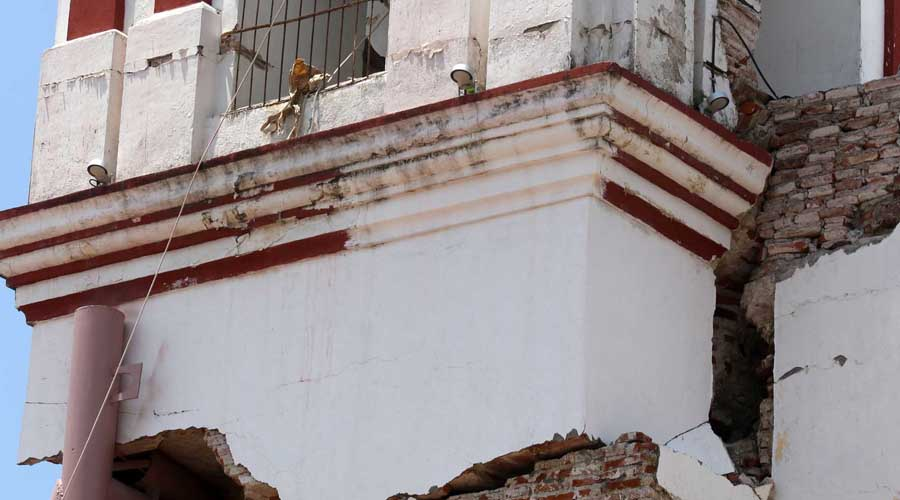 Ponen lupa a 200 mdp para la reconstrucción en Oaxaca