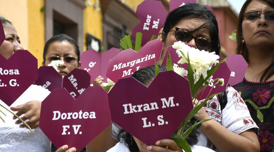 Por feminicidios: 130 huérfanos en Oaxaca | El Imparcial de Oaxaca