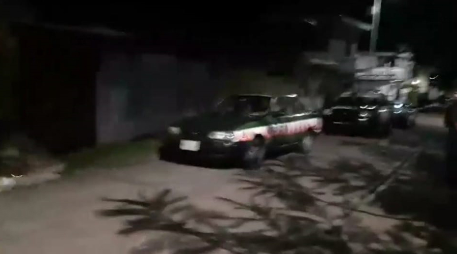 Atrapan a un presunto ratero en Huajuapan