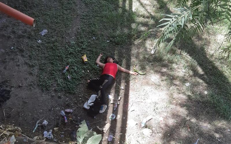 Mujer se avienta de puente Guadalupe Victoria | El Imparcial de Oaxaca