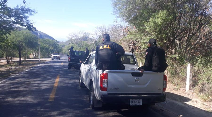 Operativo sorpresa en Huautla de Jiménez | El Imparcial de Oaxaca