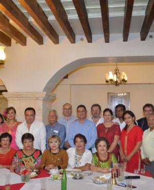 Empresarios y Ejecutivos de Oaxaca prepararon una fiesta patria
