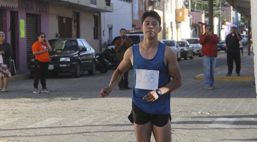 Gana Jasiel Regino la ruta de Xoxocotlán