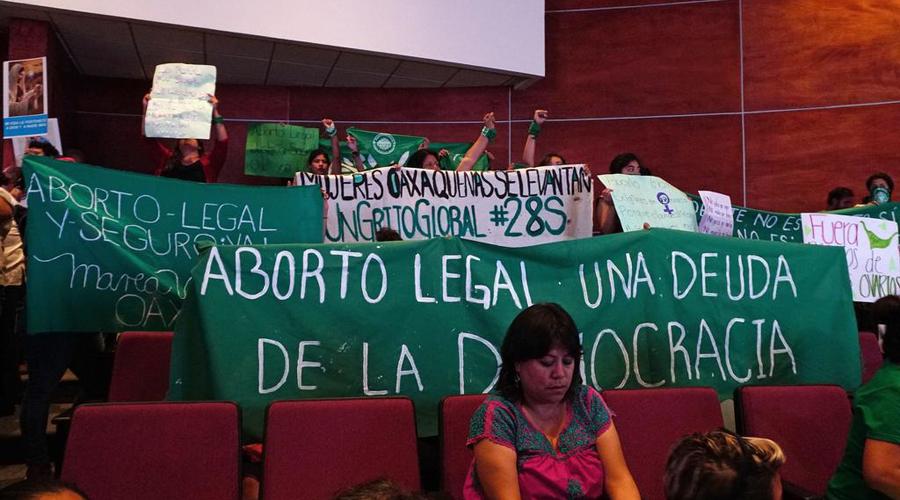 Aprobación del aborto en Oaxaca es ilegal: Provida | El Imparcial de Oaxaca