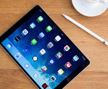 Filtran imagen del nuevo iPad Pro