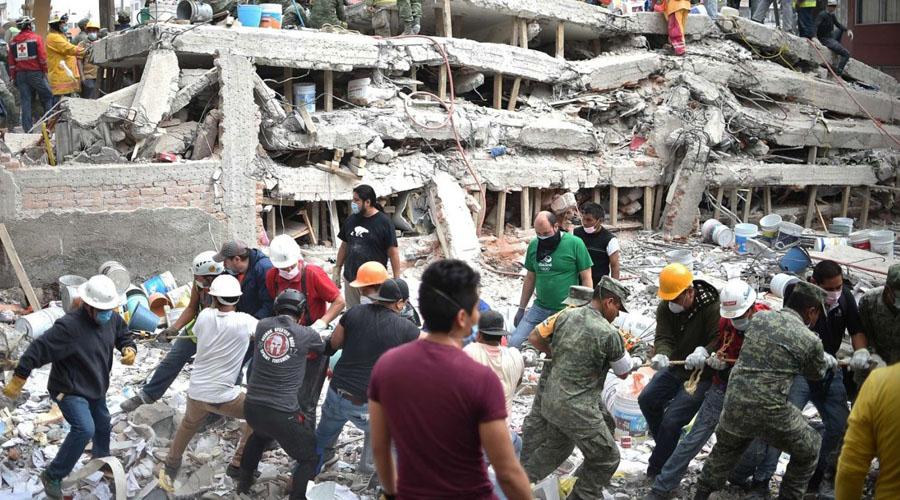 Asegura el PRI ser el partido que más dinero donó para damnificados de sismos 2017 | El Imparcial de Oaxaca