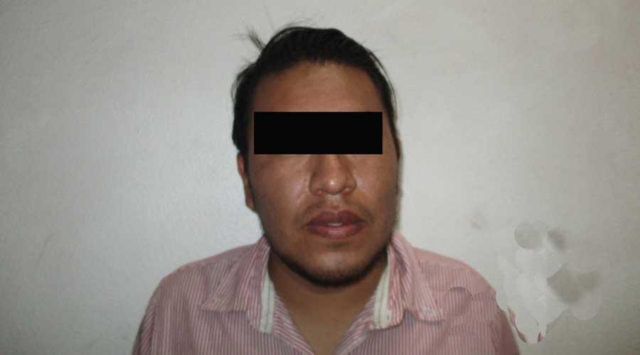 Porro de la UABJO detenido por fraude   El Imparcial de Oaxaca