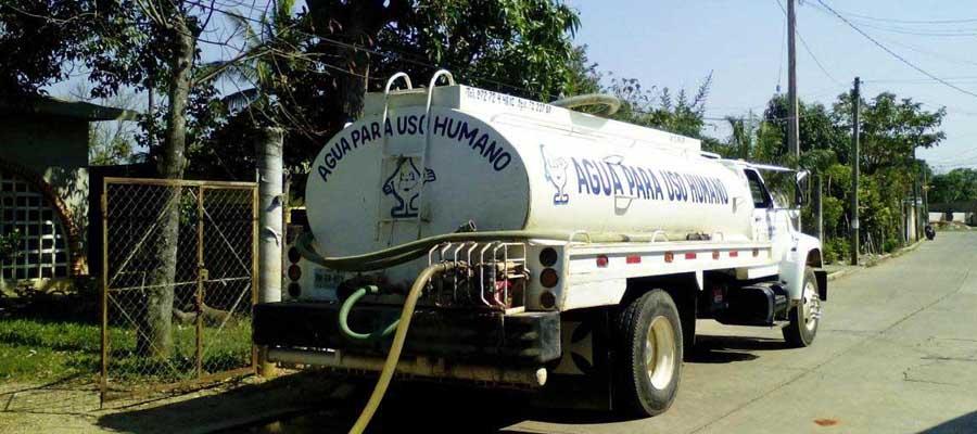 En el Istmo, 14 mil personas sin agua por falla de CFE | El Imparcial de Oaxaca