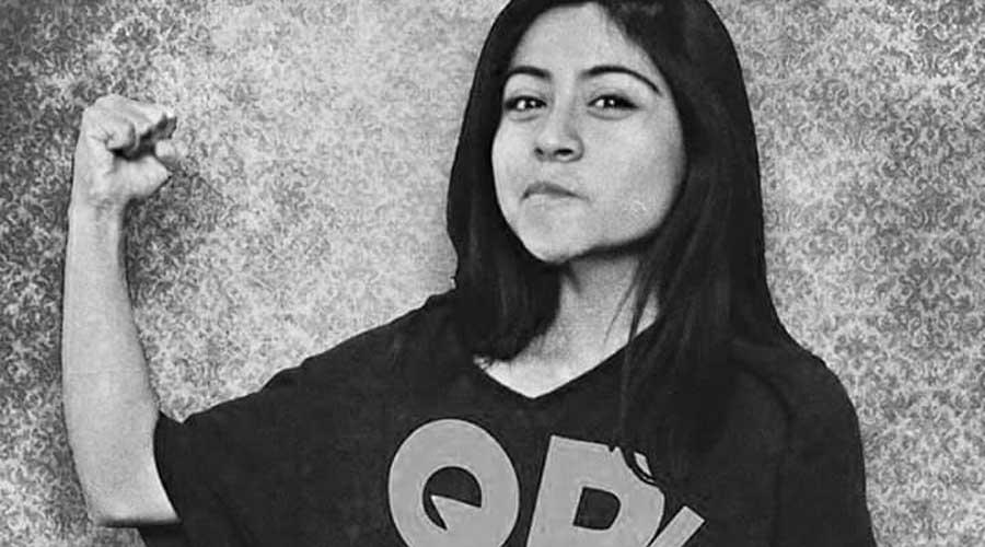 Vinculan a estudiante por feminicidio de youtuber en Oaxaca
